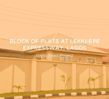 Bungalow at Lekki-Epe Expressway, Lagos