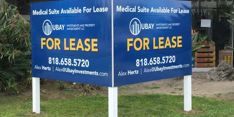 v-shaped-real-estate-signs-in-anaheim